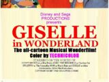 Giselle in Wonderland (Disney and Sega Version)