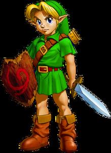 Link (100cm) Legend of Zelda OoT