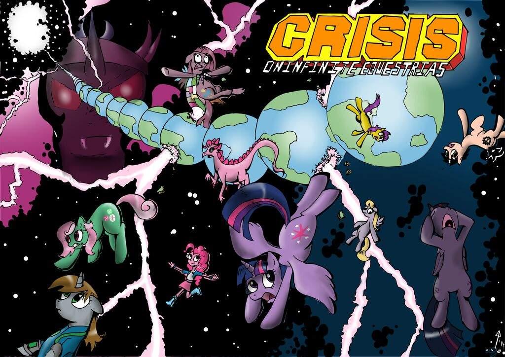 Crisis on Infinite Equestrias