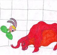 Shadow Joe Vs the Red Bull0001