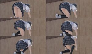Hinako Shirai Climbing