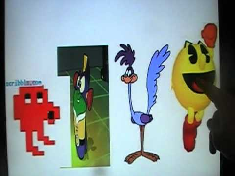 THE ADVENTURES OF PAC-MAN & ROAD RUNNER