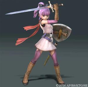 Teresa 2 from Dragon Quest Heroes II