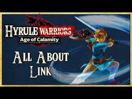 All About Link (One-Hand Sword FULL GUIDE) - Hyrule Warriors- Age of Calamity - Warriors Dojo