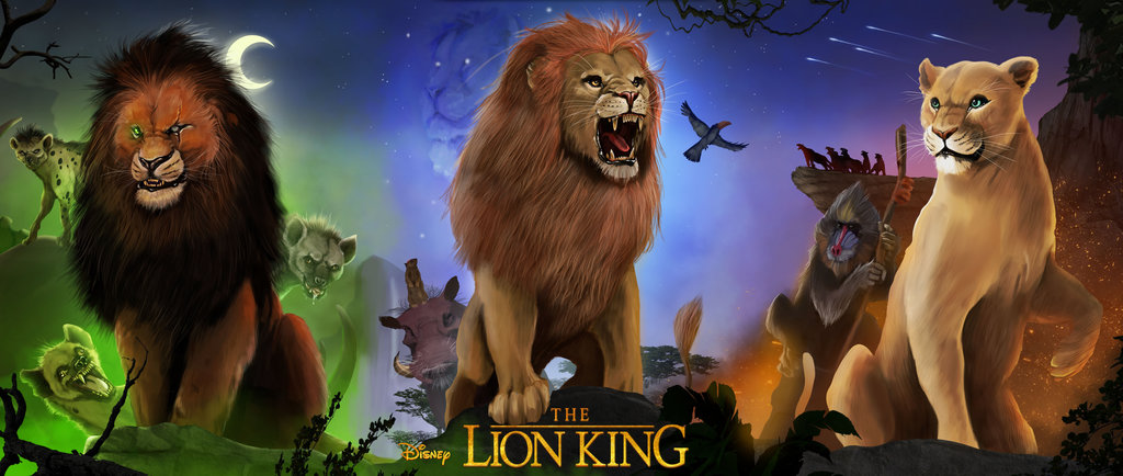 The Lion King 2019 Film Fan Fiction Fandom