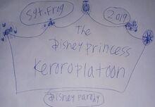 2019 Disney Princess Keroro Platoon .jpg