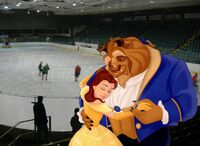 Belle and Beast Pictures 42.JPG