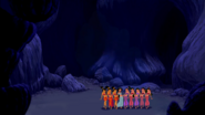 Jasmine's girl time in the Cave of Wonders copy