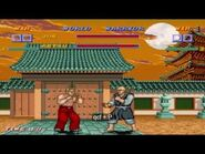 Street Fighter One All Moves