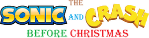 The Sonic and Crash Before Christmas logo.png