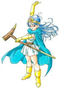 Female Sage (Dragon Quest III)