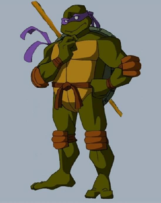 Donatello (Keino's Version)