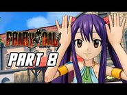 FAIRY TAIL - Full Game Gameplay Walkthrough Part 8 - Ranking Up the Guild (PS4 PRO)