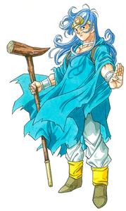 Male Sage (Dragon Quest III)