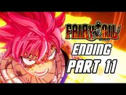 FAIRY TAIL - Full Game Gameplay Walkthrough Part 11 - Final Boss, ENDING, & Credits (PS4 PRO)