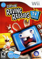 Wii rayman raving rabbids tv party p j68m69