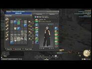 Job Change Controller FFXIV