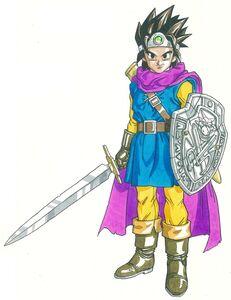 Hero (Dragon Quest III)