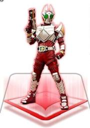 Kamen Rider Diamond Warrior