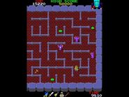 Arcade Game- Tower of Druaga (1984 Namco)