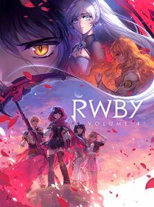 RWBY Volume 4 Poster