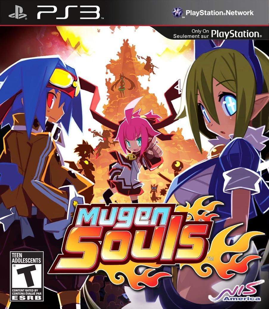 Mugen Souls (Game)