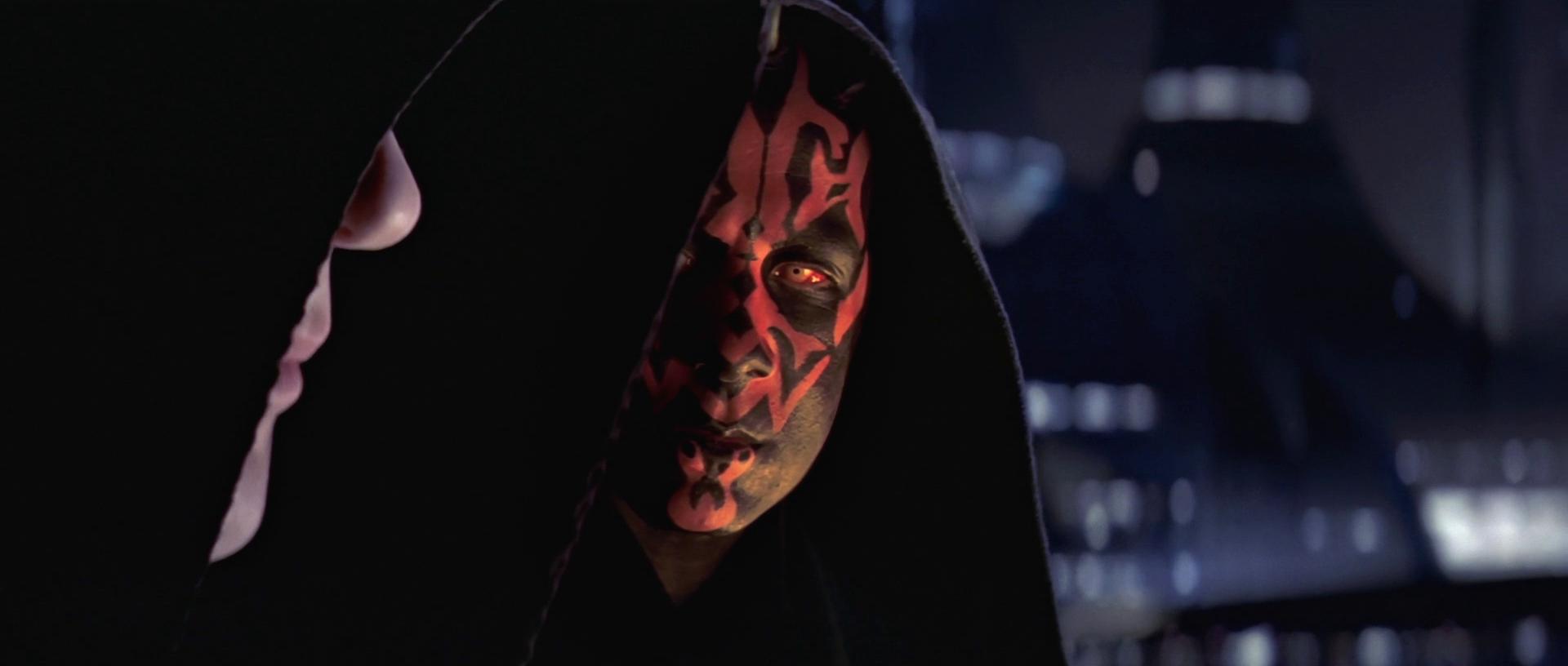 Darth Sidious Recruits Count Dooku As A Figurehead Sith Apprentice