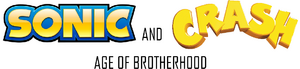 Sonic and Crash Age of Brotherhood logo.png