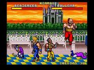 The Combatribes SNES 2 player Netplay-2