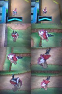 Serena (Pokemon XY) Acrobat