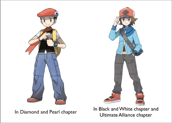 Damian Taman (Pokémon Flame Tales)