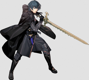 Male Byleth (Fire Emblem Three Houses)