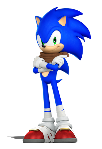 Sonic the Hedgehog (Sonic Boom)
