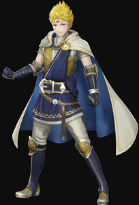 Rowan (Fire Emblem Warriors)