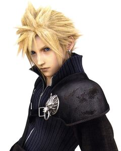 Cloud Strife for Final Fantasy VII Advent Child