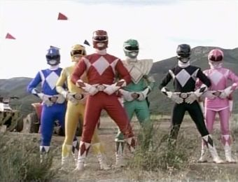 Mighty Morphin Myth Rangers (team)