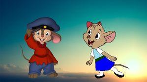 Love Survives (Fievel Mousekewitz and Olivia Flaversham version)