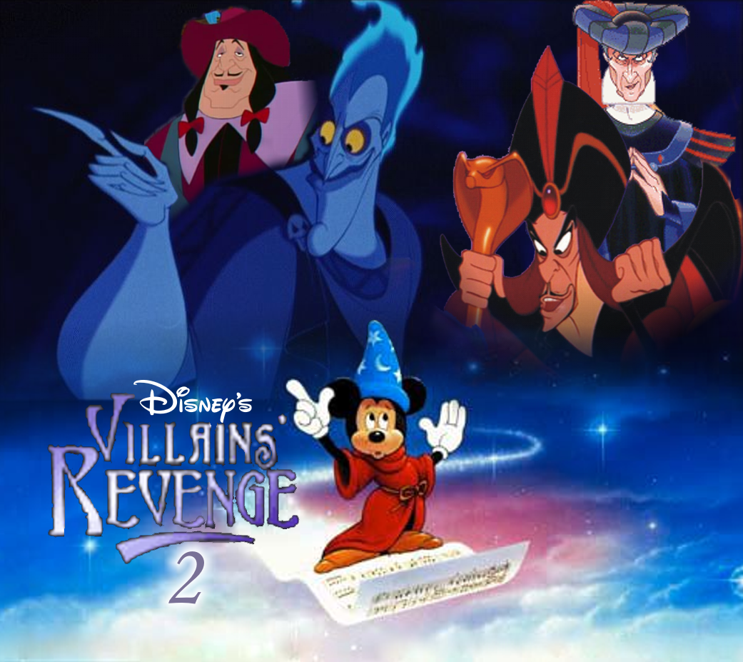 Disney's Villains' Revenge 2