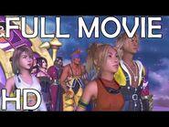 Final Fantasy X HD Remaster - The Movie - Marathon Edition (All Cutscenes-Story)