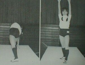 Instruction Manual Mat Exercises 1980