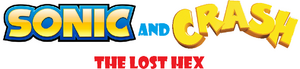 Sonic and Crash The Lost Hex logo.png