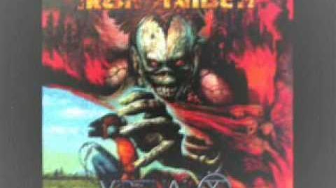Iron Maiden - When Two Worlds Collide (with lyrics)