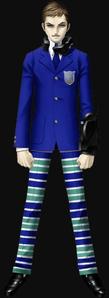 Male Protagonist of the iOS Shin Megami Tensei if...