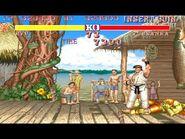 Arcade Longplay -370- Street Fighter II- The World Warrior