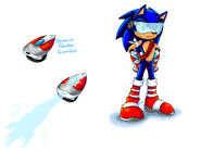 Sonic the hedgehog sonic resistance by sonar15-db3f4yc