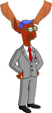 Blue-Haired Lawyer (Springfield Animals).png