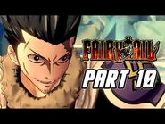 FAIRY TAIL - Full Game Gameplay Walkthrough Part 10 - Slaying Demons (PS4 PRO)