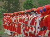 Power Rangers: Wild Force vs. Power Rangers 25th Anniversary