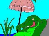 Alligator (Haunted Mansion)