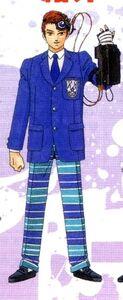 Male Protagonist of the Shin Megami Tensei if...